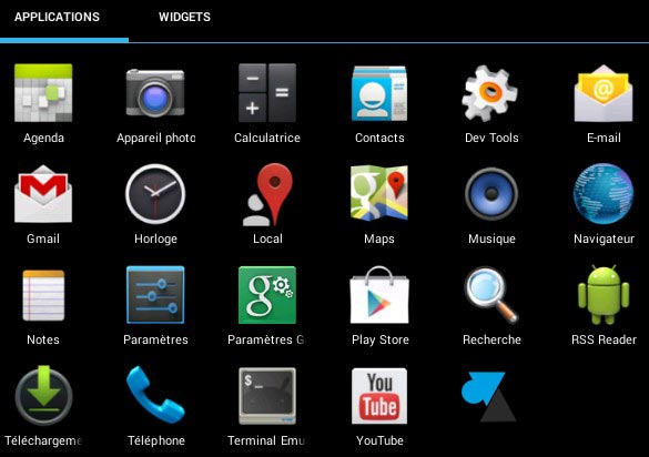 comment telecharger une application sur tablette