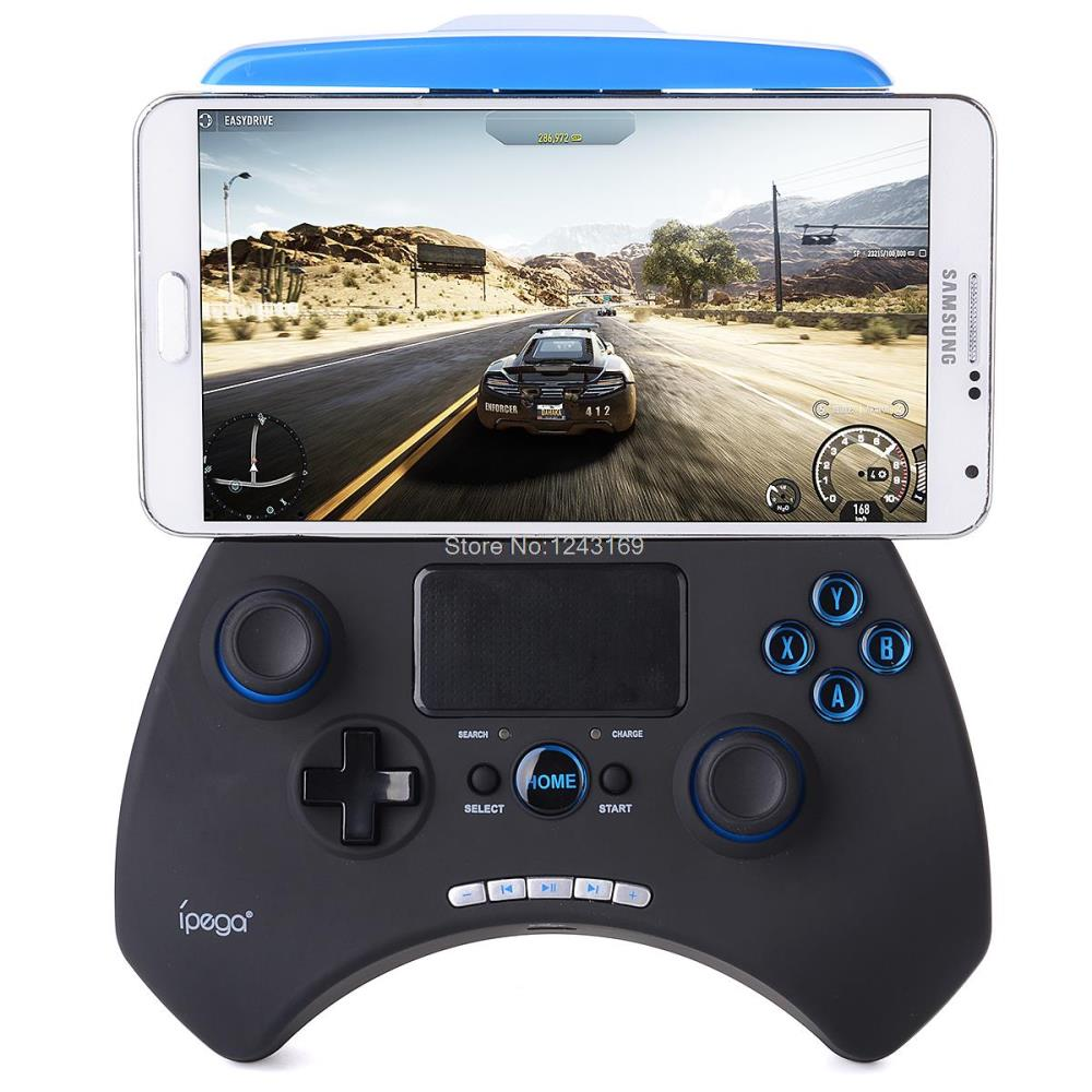 Mini Manette Bluetooth pour Android & iOS Gamepad VR