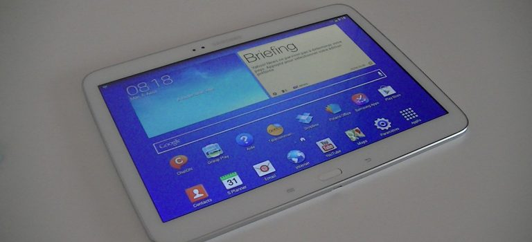 Tablette samsung galaxy tab a 10 pouces