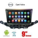 Android auto opel astra k