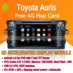 Android auto toyota auris